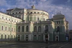 Mariinsky Theatre, St Petersburg, Russia