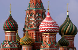 st basil cathedral - moscow, russia